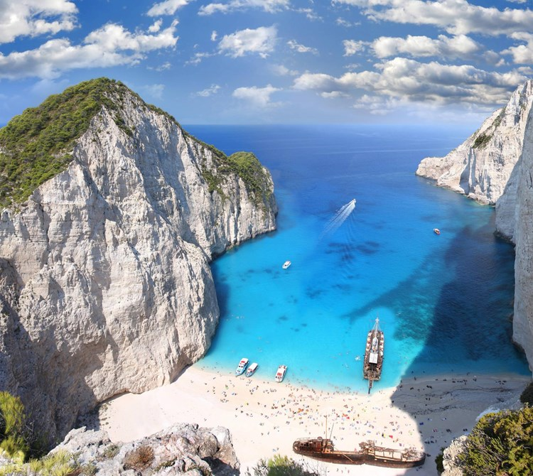 Zakynthos – The flower of the Ionian Sea