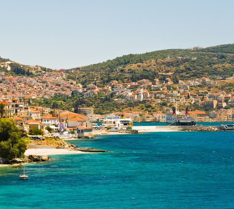 The Eastern & North Aegean Islands