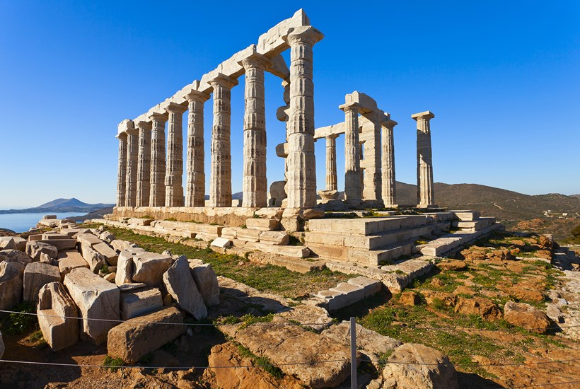 Guided Tour Ancient Greece